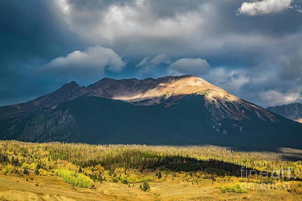 Photograph - Mt. Silverthorne by Jon Burch Photography