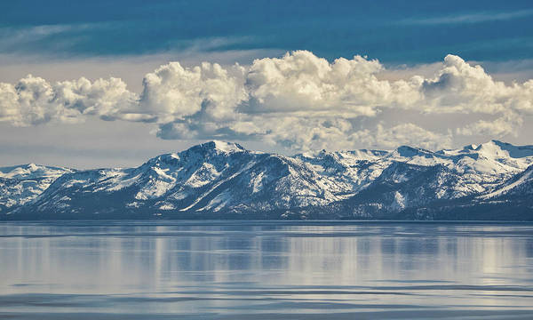 Photograph - Mt. Tallac by Martin Gollery