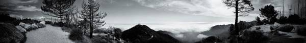 Wall Art - Photograph - Mt Wilson Observatory Pano by Stephen Sletten