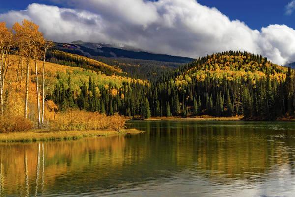 Mt. Wilson Photograph - Mt Wilson Woods Lake by Norma Brandsberg