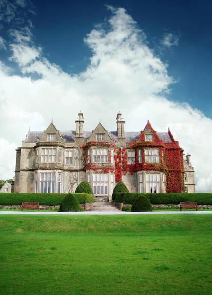Killarney Photograph - Muckross House by Narvikk