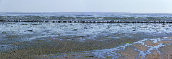 Photograph - Mudflat At Amrum by Sun Travels