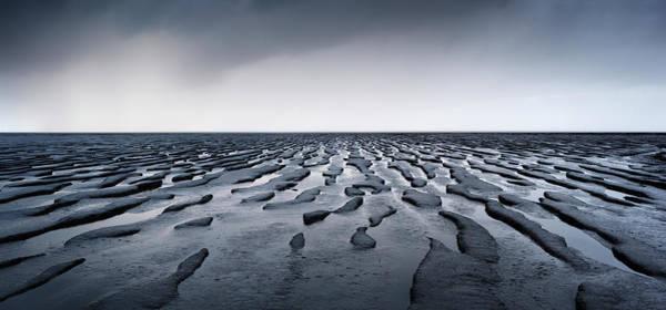 Bristol Channel Photograph - Mudflats by James Osmond
