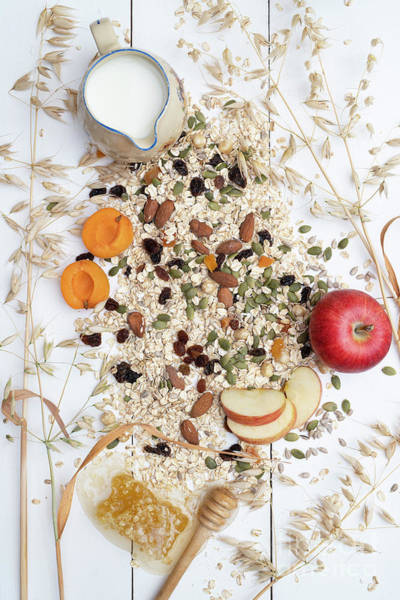 Photograph - Muesli  by Tim Gainey