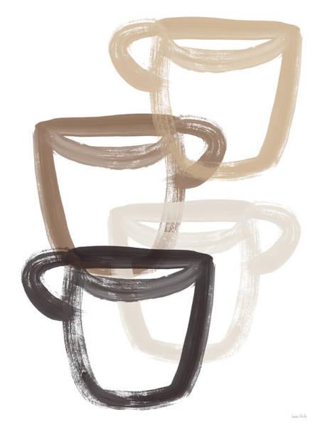 Painting - Mug Life - Art By Linda Woods by Linda Woods