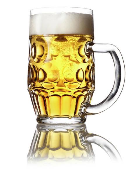 Mug Photograph - Mug Of Beer by Jonathan Kantor