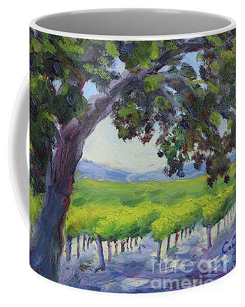 Painting - Mug by Carolyn Jarvis