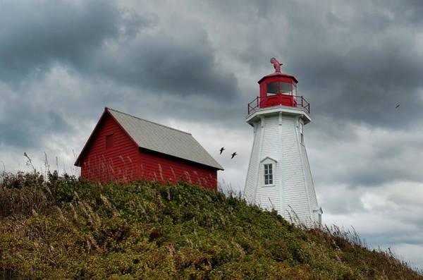 Wall Art - Photograph - Mulholland Lighthouse, United States by Myloupe/uig