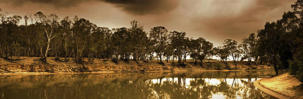 Wall Art - Photograph - Murray River Panoramic by Pattapix