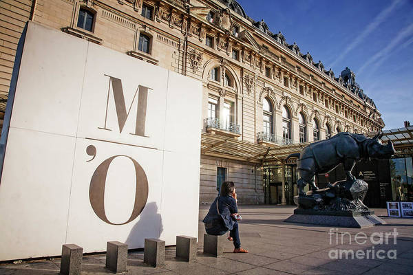 Photograph - Musee De Orsay by Scott Kemper