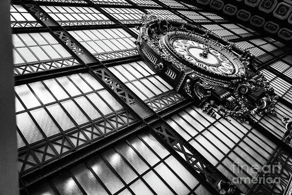 Photograph - Musee D'orsay by Miles Whittingham