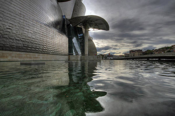 Guggenheim Photograph - Museum by Gustavo's Photos