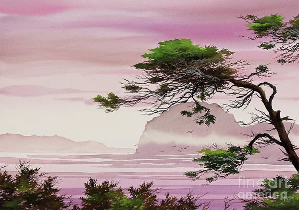 Wall Art - Painting - Music Of The Shore by James Williamson