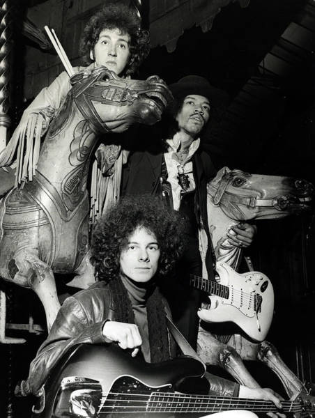 Jimi Hendrix Photograph - Music Personalities Pic 22nd December by Bentley Archive/popperfoto