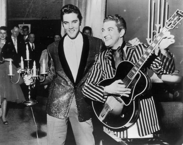 Photograph - Musical Icons by Hulton Archive
