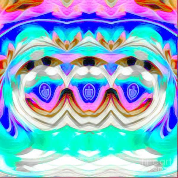 Digital Art - My Beautiful Soul Sisters In Art by Debra Lynch