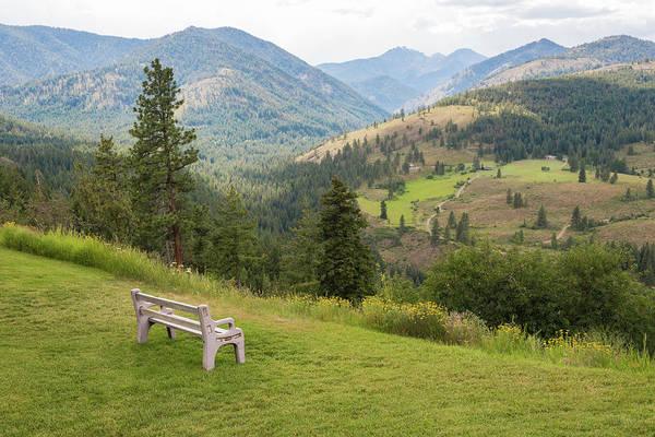 Photograph - My Bench by Kristopher Schoenleber
