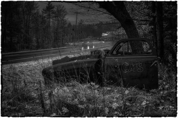 Digital Art - My Car 1 by Patrick Groleau