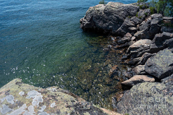 Photograph - My Favorite Cove by Matthew Nelson