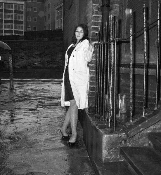 Revue Wall Art - Photograph - My Girl Germaine by Larry Ellis