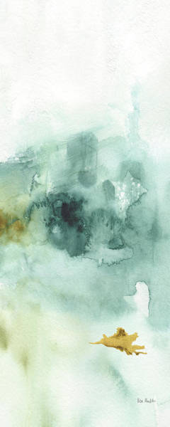 Wall Art - Painting - My Greenhouse Abstract Vi by Lisa Audit