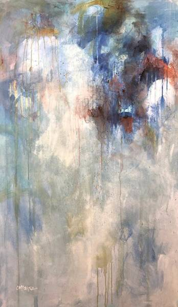 Painting - My Life's Reflection  by Laurie Maves ART