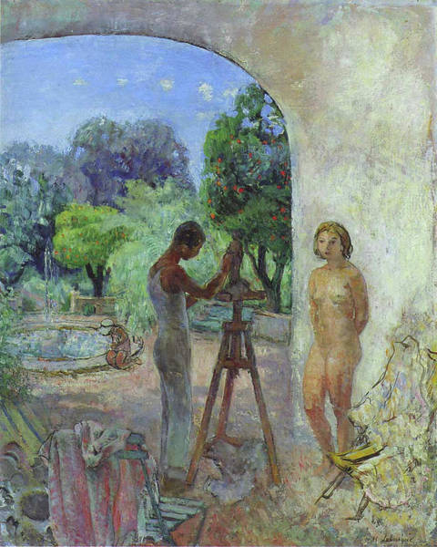 My Son Painting - My Son, 1930 by Henri Lebasque