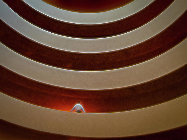 Photograph - My Time At The Guggenheim by Paul Wear