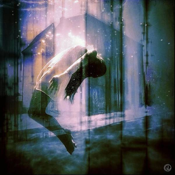 Wall Art - Digital Art - My Underwater Home by Gun Legler