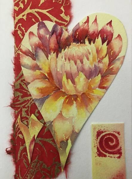 Painting - My Valentine Three by Tara Moorman