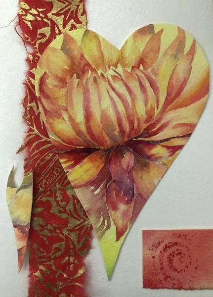 Painting - My Valentine Two by Tara Moorman