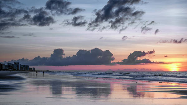 Photograph - Myrtle Beach Sunrise #2 by Van Sutherland