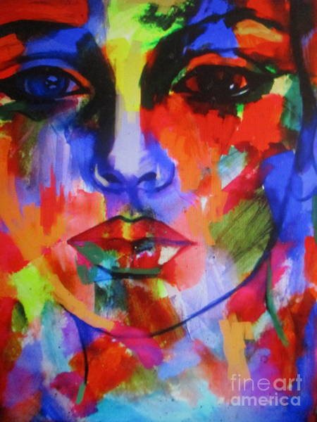 Painting - Mysteries by Helena Wierzbicki