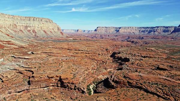 Digital Art - Mysterious Havasupai Canyon by Joseph Hendrix