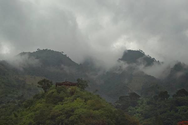 Wall Art - Photograph - Mysterious Mystical Mountains Of Guatemala by Douglas Barnett