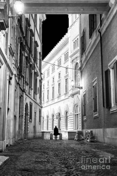 Photograph - Mysterious Rome by John Rizzuto