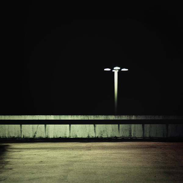 Parking Photograph - Mystery Of The Past by Photo By Alex Gaidouk