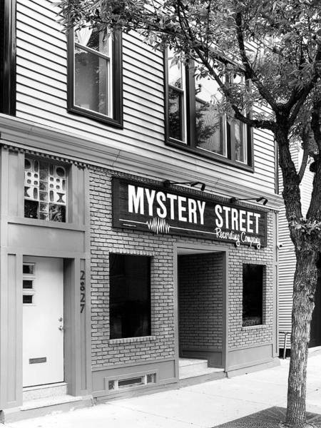 Wall Art - Photograph - Mystery Zone Mystery Street by William Dey
