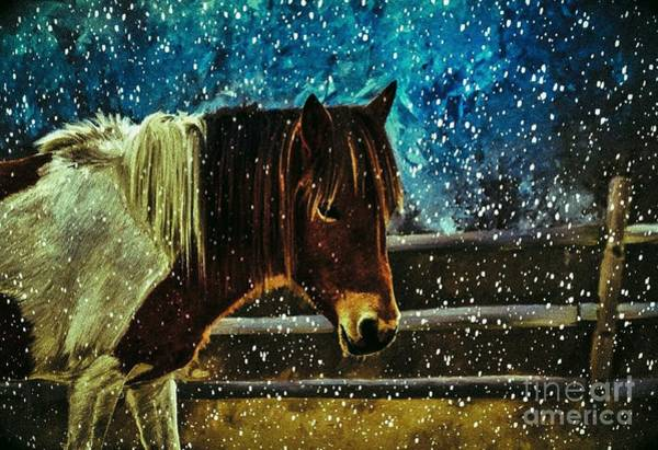 Susi Wall Art - Digital Art - Mystic Mare by Laurie's Intuitive