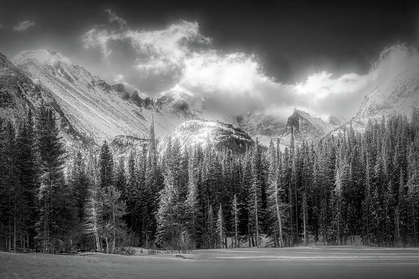 Wall Art - Photograph - Mystic Mountains by Eric Glaser