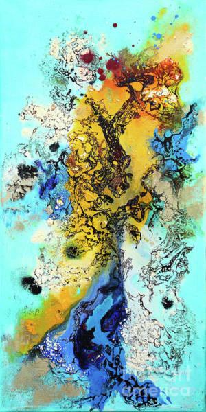 Painting - Mystic Tree by Jutta Maria Pusl