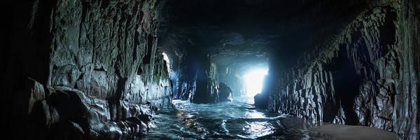 Photograph - Mystical Cave by Sean Davey