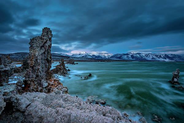 Eastern Sierra Photograph - Mystical Mono Lake by Dan Holmes