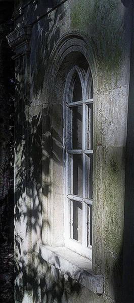 Photograph - Mysterious Window by John Dakin
