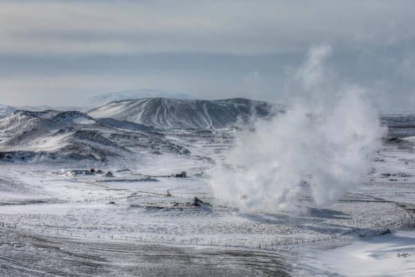 Berge Wall Art - Photograph - Myvatn - Iceland by Joana Kruse