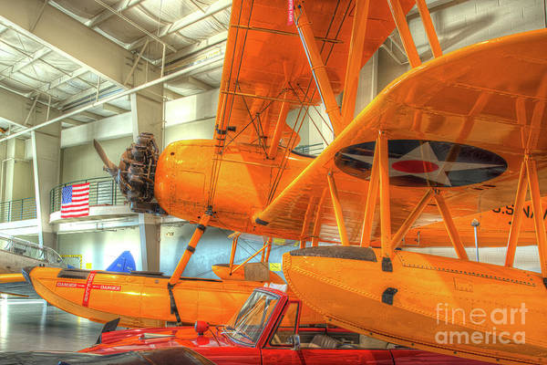 Ju-52 Wall Art - Photograph - N3n Canary by Greg Hager
