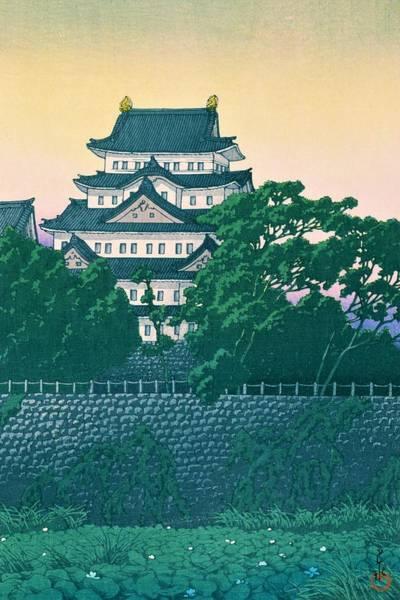 Wall Art - Painting - Nagoyajo - Top Quality Image Edition by Sawako Suzuki