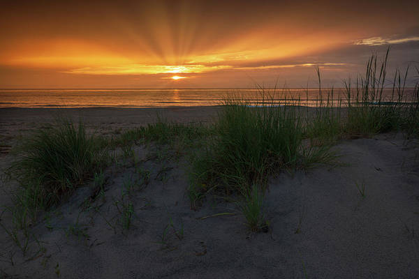 Photograph - Nags Head Sunrise  by Emmanuel Panagiotakis