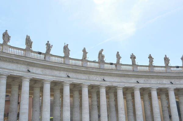 Photograph - Name The Saints by JAMART Photography