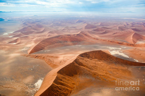 Wall Art - Photograph - Namibian Desert, Africa by Marzia Franceschini